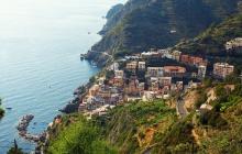 De Monterosso à Corniglia en passant par Vernazza