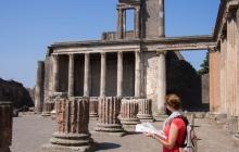 Pompéi, puis Herculanum ou visite de Naples