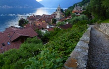 Rando Varenna - Lierna OU visite des villages dont Bellagio
