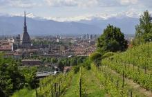 Arrivée à Turin