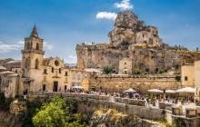 Matera, classée à l'UNESCO et capitale européenne de la culture 2019