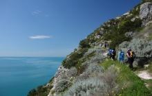 Monte Saraceno puis transfert Bari