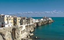 Arrivée à Bari - Transfert à Vieste