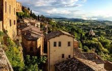 Pienza - Monte Pulciano - Sienne