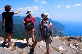 Hiking the Amalfi Coast